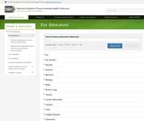NIEHS Lesson Resources