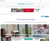 Summer Learning Activities and Skill-Builders - for Parents