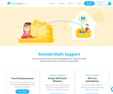 Remote Math Support – Knowledgehook