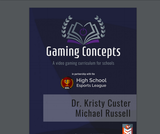 Gaming Concepts - A video gaming curriculum for schools