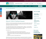 Canadian Mental Health Association- Saskatchewan