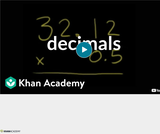 Arithmetic Operations: Multiplying Decimals 5