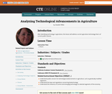 Analyzing Technological Advancements in Agriculture Studies