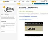 DLC ELA5: Unit 2 - Making Inferences