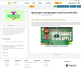 Big Changes in the Big Apple: Crash Course Kids #38.1