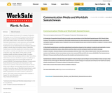 Communication Media and WorkSafe Saskatchewan
