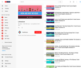 Literature Video Playlist