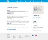 Community Brochures