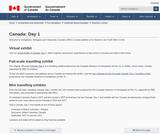 Canada: Day 1