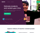 Quizizz - Free quizzes for every student