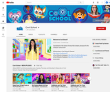 Cool School YouTube
