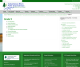 Grade 9 Curriculum Supports - Saskatchewan Rivers Public School Division No.119
