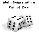 Math Games with a Pair of Dice