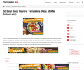 50 Best Book Review Templates