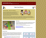 Basic Math Facts Fluency