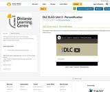DLC ELA3: Unit 3 - Personification