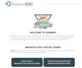 Breakout EDU Summer Fun at Home!