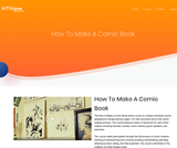 How To Make A Comic Book PD from High Tech High Graduate School of Education