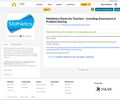 Mathletics Demo for Teachers - Including Assessment & Problem Solving