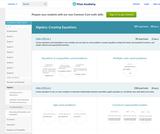 Algebra: Creating Equations