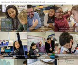 Becoming the Math Teacher You Wish You'd Had – A companion website for the book by Tracy Zager
