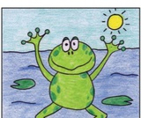 How to Draw a Frog · Art Projects for Kids