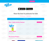 Kids Listen - Great podcasts for kids!