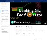 Banking, Money, Finance: Federal Funds Rate