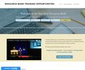 RESOURCE BANK TRAINING OPPORTUNITIES