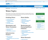 Water Sourcebooks