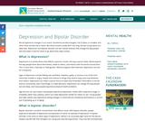 Depression and Bipolar Disorder