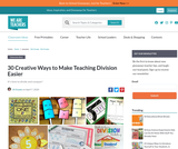 30 Terrific Activities for Teaching Division