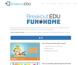 Breakout EDU - Fun at Home