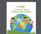 Around the World Outdoor Games Booklet