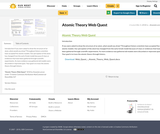 Atomic Theory Web Quest
