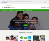 Common Sense Media - Digital Citizenship Curriculum & EdTech Reviews