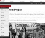 The Canadian Encyclopedia - First Nations