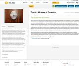 The Art & Science of Ceramics