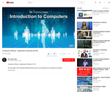 Computer Software (03:05): Application Software