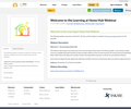 Welcome to the Learning at Home Hub Webinar