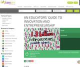 An Educators' Guide to Innovation and Entrepeneurship