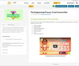 The Engineering Process: Crash Course Kids