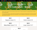 Grade 3-5 Computer Science Curriculum (Green)