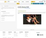 K.A.P.A. Workout DVD
