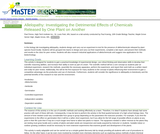 Allelopathy: Investigating the Detrimental Effects of Chemicals Released by One Plant on Another