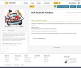PAA 10/20/30: Autobody