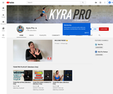 Get Moving, Get Fit & Have Fun with Kyra Pro!