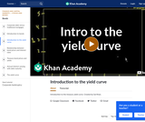 Finance & Economics: Introduction to the Yield Curve