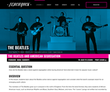 The Beatles, Lesson 4: The Beatles and American Segregation