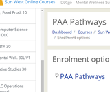 PAA Pathways Courses - Sun West Online Courses